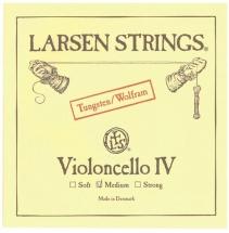 Larsen Strings Cordes Pour Violoncelle Fort