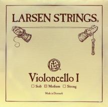 Larsen Strings Cordes Pour Violoncelle Soft