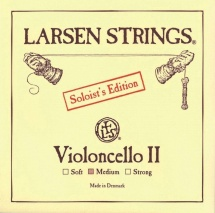 Larsen Strings Cordes Pour Violoncelle Medium