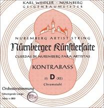 Nurnberger Cordes Contrebasse Kunstler Accord D\'orchestre 4/4 55