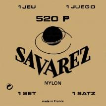 Savarez Cordes Guitare Classique Concert 520 Jeu High
