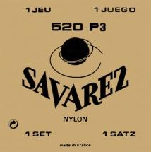 Savarez Cordes Guitare Classique Concert 520