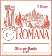 Romana Cordes Guitare Banjo H/b2