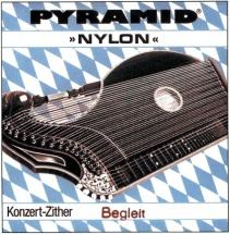 Pyramid Cordes Pyramid Cithare Nylon. Cithare De Concert Jeu