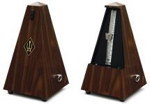 Wittner Metronome Pyramidal Veinure Acajou 845111