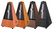Wittner Metronome Pyramidal Brun Noyer Mat 803m