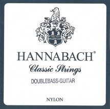 Hannabach Cordes Guitare Classique Special Modele Special Jeu 4 Cordes