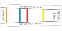 Gewa Incrustation De Touche First Fret 325 Mm Pour Violon 4/4 Et Alto 35.5 Cm (14)