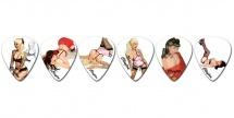 Clayton Mediators Pin-up Girls Medium