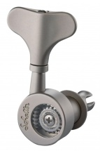 Schaller Sc503.723 Mecaniques Da Vinci Bass 2 Gauches/ 2 Droites - Satin Chrom