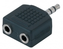 Alpha Audio Adaptateur