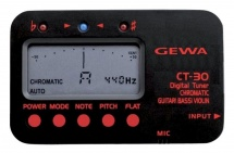 Gewa Accordeur Ct-30 Chromatique