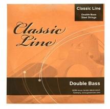 Gewa Corde Contrebasse Classic Line Sol 3/4