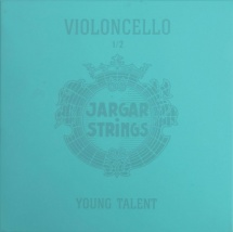 Jargar Cordes Violoncelle Young Talent - Petits Diapasons La 1/2 Medium