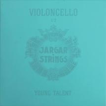 Jargar Cordes Violoncelle Young Talent - Petits Diapasons La 1/2 Medium