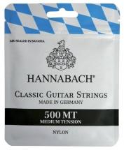 Hannabach Hannabach Serie 500 Jeu Medium