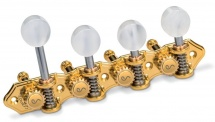 Schaller Sc505.450 Mecaniques Grandtune Mandolin F-style Nickel