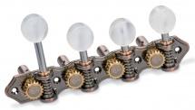Schaller Mecaniques Grandtune® Mandolin F-style Nickel