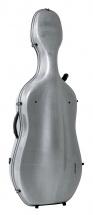 Gewa Etui Violoncelle Idea Titanium Carbone 3.3 Titanium/bleu