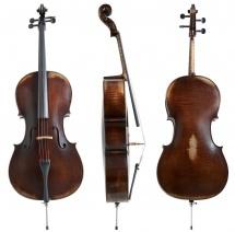 Gewa Violoncelle Germania 11 Modele 4/4 Paris Antique