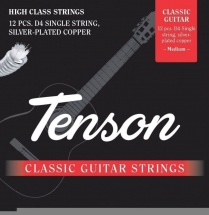 Gewa Corde Guitare Classique Tenson Nylon Re Tension Normale