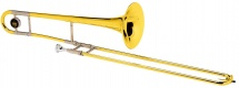 King Trombone Tenor Simple King 606 Diplomat Verni