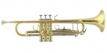 Bach Trompette Sib Student Serie Tr-305, Vernie