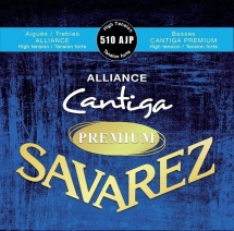 Savarez Cordes Guitare Classique Jeu High