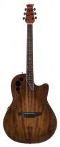 Applause Guitare Elect.acoustique Ae44iip Mid Cutaway Vintage Varnish Ae44iip-vv