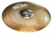Paiste Rude Basher Crash Ride 18