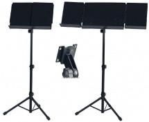 Naonext Pupitre D\'orchestre Noir