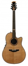 Ovation 50th Anniversary Custom Legend Mid Contour Cutaway Naturel