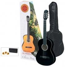 Almeria Classical Pack 4/4 Black