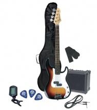 Vgs Bass Pack Rcb-100 Sunburst 3 Tons