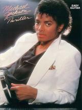 Jackson Michael - Thriller - Guitar Tab