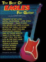 Eagles The - Best Of - Guitar Tab