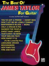 Taylor James - Best Of - Guitar Tab