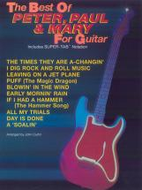 Peter Paul And Mary - Peter, Paul And Mary - Guitar Tab