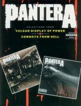 Pantera - Vulgar Display Of Power, Cowboys From Hell - Guitar Tab
