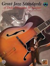 Ellington Duke - Great Jazz Standards - Guitar Tab