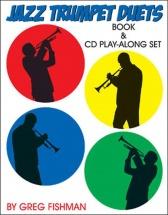 Fishman G. - Fishman G. - Jazz Trumpet Duets + Cd
