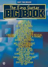 Easy Guitar Big Book - Guitar Tab