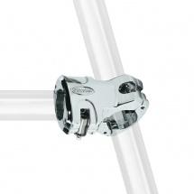 Gibraltar Sc-gcrqt - Serie Chrome Clamp Pince Pour Tube De Rack Batterie