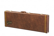 Gibson Flying V Bass Case, Historic Brown
