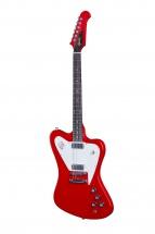 Gibson Firebird No Reverse 2015 Ltd Ferrari Red + Etui