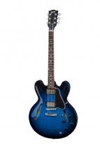 Gibson Es-335 Dotblues Burst 2018