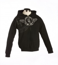 Gibson Sweat Capuche Zippe - Taille L
