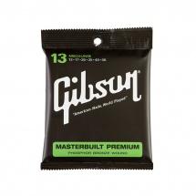Gibson Masterbuilt Premium Phosphor Bronze .013-.056 Acou