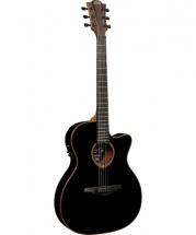 Guitare Electro Acoustique Lag T100asce Blk