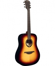 Lag Tramontane 70 Dreadnought Brown Burst